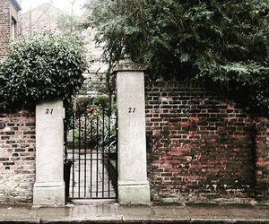 beautiful, gate, and london image