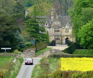 cotswolds, uk, and wanderlust image
