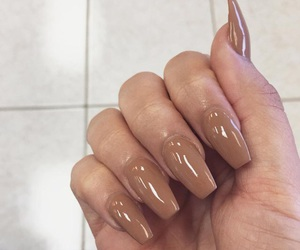 nails, beauty, and tumblr image