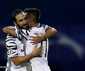Juventus, gonzalo higuain, and paulo dybala image