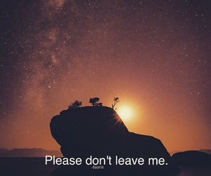 leave, me, and quote image