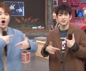 JB, JR, and jinyoung image