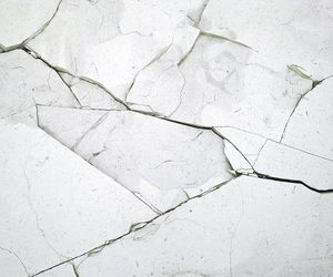 white, broken, and crack image