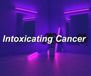 aesthetic, alternative, and cancer image