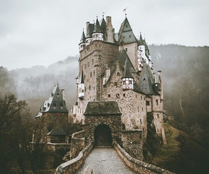 autumn, castle, and germany image