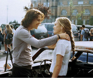 heath ledger and ten things i hate about you image