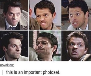 face, funny, and supernatural image