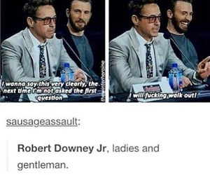 funny, iron man, and Marvel image