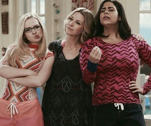 liv & maddie and dove cameron image