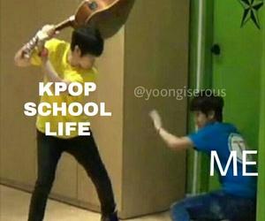 kpop, kpop memes, and kpop reaction image