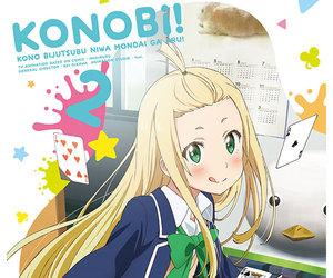 anime and konobi image