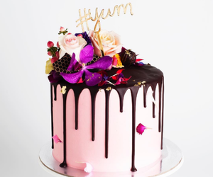 beauty, cake, and goals image