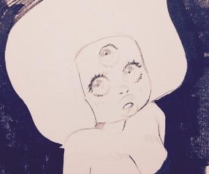 garnet, three eyes, and steven universe image