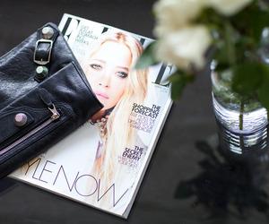 Elle, fashion, and Balenciaga image