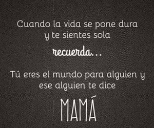 frases, mother, and mom image