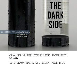 awesome, black, and drink image