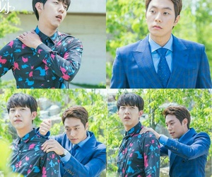 kdrama, choimin, and leejungshin image