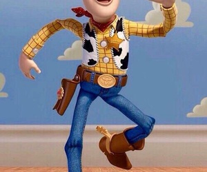 woody, wallpaper, and toy story image