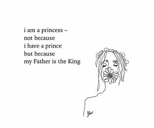king, prince, and quote image