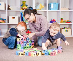 day care, daycare, and childcare child care image