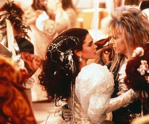 labyrinth, david bowie, and jennifer connelly image