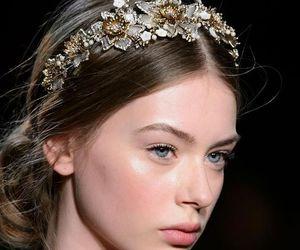 fashion, Marchesa, and lauren de graaf image