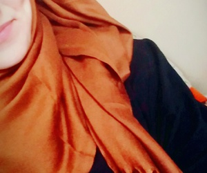 dimple, girl, and hijab image
