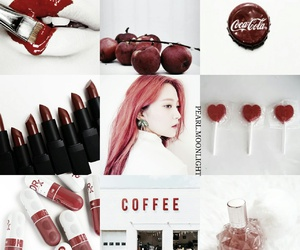 kpop, moodboard, and red velvet image