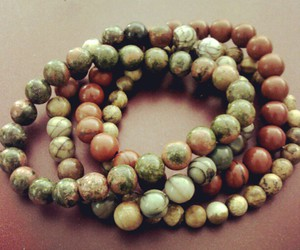 beads, jewelry, and instagram image