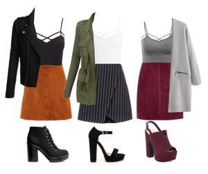 c, dress, and outfits image