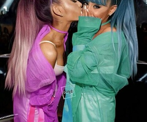 edit and ariana grande image
