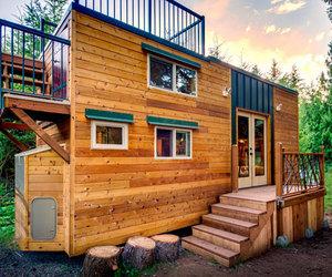 diy, home, and tiny house image