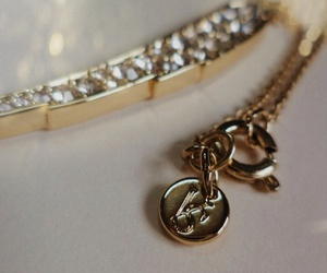 <3, necklace, and victoria secret image