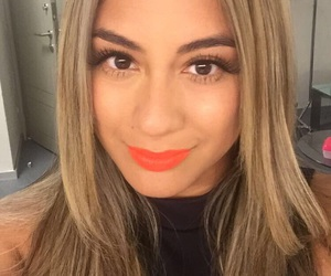 girl, ally brooke, and hair image