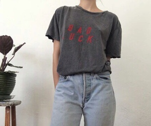 outfit, grunge, and indie image