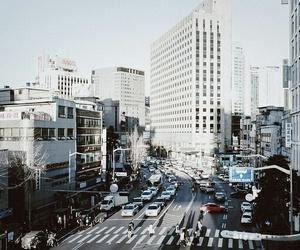 cityscape, seoul, and south korea image