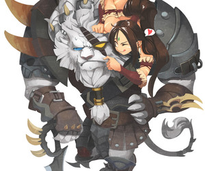 nidalee, lol, and league of legends image
