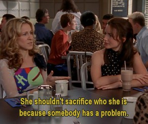 Carrie Bradshaw, quote, and sarah jessica parker image
