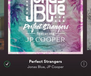 music, spotify, and perfect strangers image