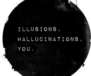 quote, you, and illusion image