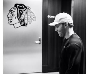 chicago, blackhawks, and hockey image