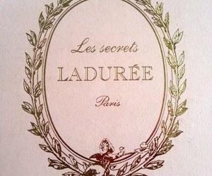laduree and pink image