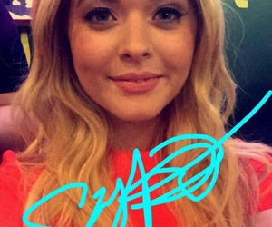 pretty little liars and sasha pieterse image