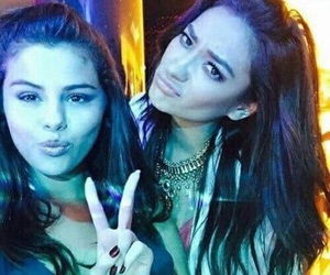 selena gomez, shay mitchell, and selena image