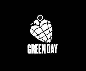 band, heart, and green day image
