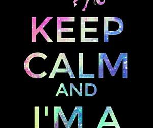 calm, keep, and keepcalm image