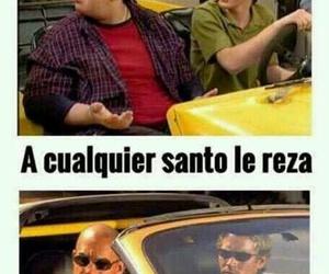 gracioso, jaja, and Vin Diesel image