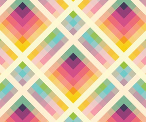 colors, pattern, and background image
