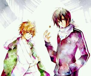 anime, fanart, and yukine image