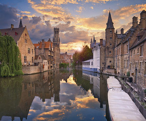 belgium, bruges, and bélgica image
